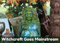Witchcraft Goes Mainstream, by Brooks Alexander