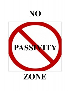 no-passivity-zone