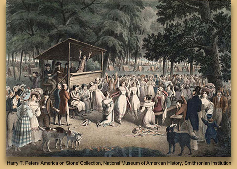first great awakening The context for lisa smith's recent monograph, the first great awakening in  colonial american newspapers: a shifting story, reaches back to the early  1980s,.
