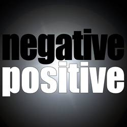 Being Negative Is Not Always Bad