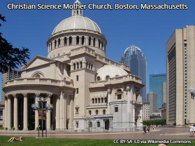 Christian Science Mother Church, Boston, Massachusetts