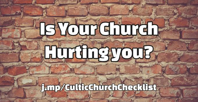 church hurting you