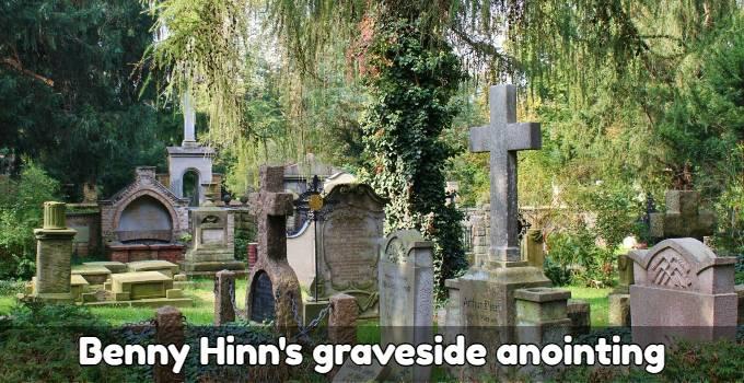 benny hinn graves