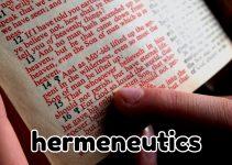 Hermeneutics: The Eight Rules of Biblical Interpretation