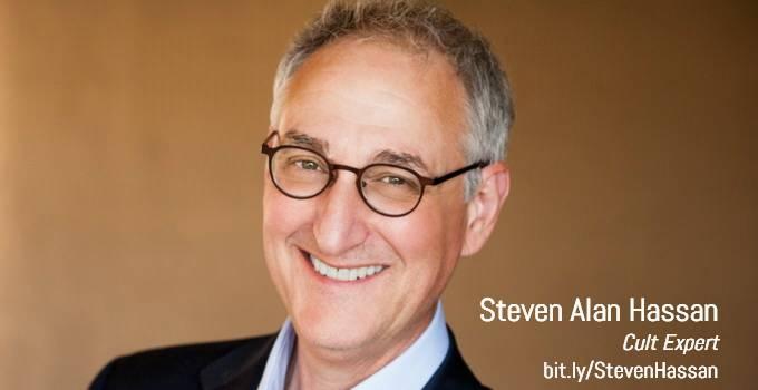 Steve Hassan, cult expert