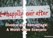 Divorce and Remarriage: A Worst-Case Scenario